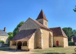 chambre d hote nohant vic eglise sainte à nohant vic patrimoine culturel berry province
