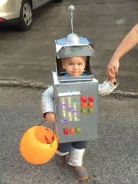 Robot Halloween Costume Toddler Toy Robot Costume Halloween Robot Costumes Robot