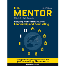 Army Counseling Magic Statement The Mentor 13th Edition Books Publications Gifts Food