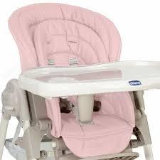 housses pour chaises chicco housse pour chaise haute polly magic pink en promotion