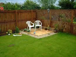 affordable back garden decking ideas back garden decking yard