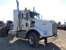 kenworth sleeper trucks 2009 kenworth t800 sleeper truck for sale 432 000 miles