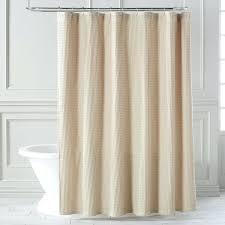 White Linen Shower Curtain Linen Shower Curtains U2013 Teawing Co