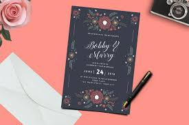 membuat video wedding invitation 50 wonderful wedding invitation card design sles design shack