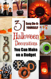 31 easy diy halloween decorations hubpages
