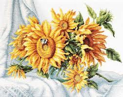 Sunflower Home Decor Diy Home Decor Kit Etsy