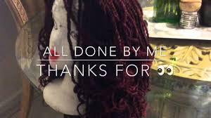 soul twist bulk hair soul twist hair crochet wig youtube