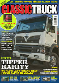 volvo heavy haulage trucks for sale classic truck july august 2015 by augusto dantas issuu