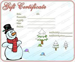 christmas certificates templates for word 2017 best template