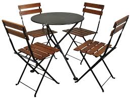 Steel Bistro Chairs Stunning Bistro Table And Chairs With Astounding Design In