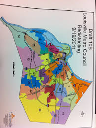 Louisville Map Redistricting Picks Up Maps Ready For Public