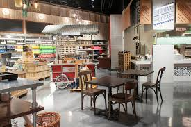 Cocas Furniture by Block 37 U0027s Latinicity Is Rescuing Underserved Loop Lunchers