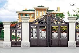 Hy 902 Unique Exterior House Gate Designs Buy Gate Designs Main