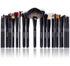 professional makeup tools shany pro signature brush set 24 pieces handmade