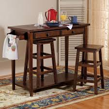 Breakfast Bar Set Sturbridge Yankee Workshop - Kitchen breakfast bar tables