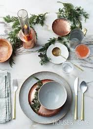 modern table setting ideas celebrations
