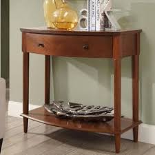 convenience concepts savannah console table convenience concepts savannah console table mahogany hall