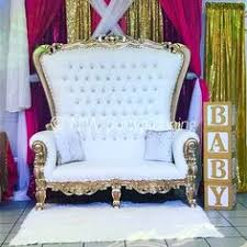 baby shower chair rental gold and white throne chairs for party rental great as a baby
