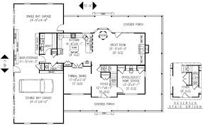 house plans with covered porches farmhouse style house plan 4 beds 2 50 baths 2579 sq ft plan 11 123