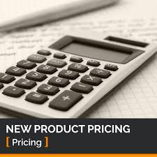 Product Pricing New Product Pricing Research Engine