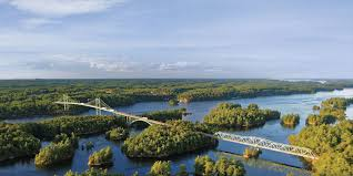 Thousand Islands by The 1000 Islands Region Go Tour Ny