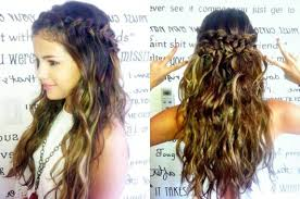 quick hairstyles for long hair at home several easy and quick hairstyles for long hair