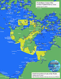 Michigan Lake Maps by Free Shipping Lakemaster Contour Elite Fishing Map Software