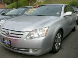 2007 toyota avalon price used 2005 toyota avalon for sale pricing features edmunds