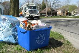 garbage collection kitchener glass not getting recycled goes from blue box to dump metro