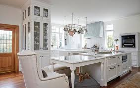 kitchen island breakfast table marble top dining table next to kitchen island transitional