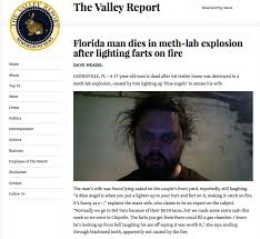 Florida Man Meme - florida man goes out with a bang meme collection pinterest
