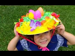 easter bonnets how to make an easy easter bonnet