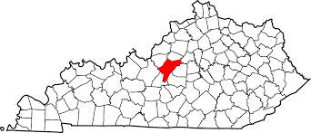 kentucky map bardstown national register of historic places listings in nelson county
