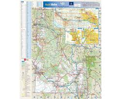 Missoula Montana Map by Maps Of Idaho State Collection Of Detailed Maps Of Idaho State