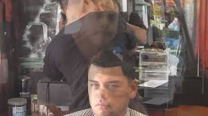 barber shop full haircut taper fade tapers goodfellas in