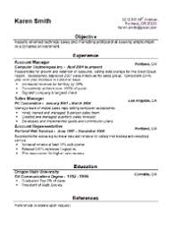 Word Document Resume Templates Resume Example Word Document Resume Ideas