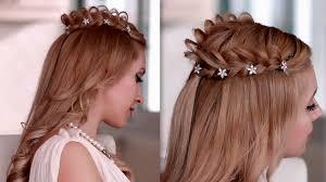 cute hairstyles with braids for medium hair