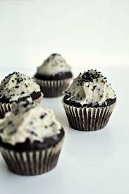 sesame cupcakes black sesame chocolate cupcakes recipe my second breakfast
