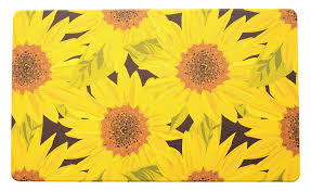 sunflower canisters for kitchen sunflower kitchen decor tuscan sunflower kitchen decor