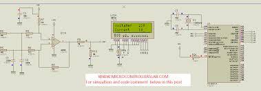 ac voltage measurement using pic microcontroller