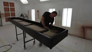 Shuffle Board Tables 16 Foot Prestige Shuffleboard Table Mcclure Tables