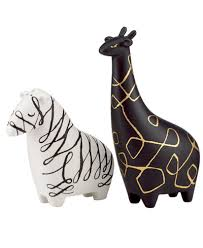 Salt And Pepper Shakers Kate Spade New York Salt And Pepper Shakers Woodland Park Zebra
