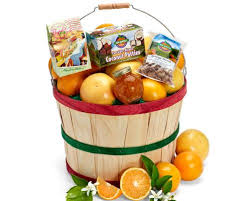 fruit gifts by mail fresh florida fruit gift baskets