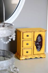 Over The Door Jewelry Cabinet Best 25 Jewelry Box Makeover Ideas That You Will Like On