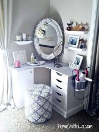 makeup vanity ideas for bedroom make up vanity for bedroom best makeup vanities ideas trends with