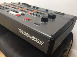 matrixsynth vintage vermona drm ddr digital rhythm machine