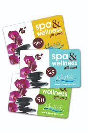 discount gift card magazine readers receive special discount on spa