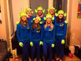 Alien Costumes Diy Homemade Toy Story Alien Costume Clothes And Stuff