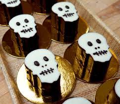 Halloween Skull Cakes by Bennison U0027s Bakery Halloween