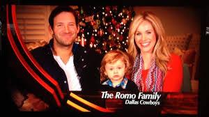 tony romo happy thanksgiving message